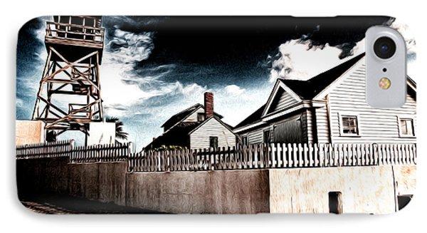 House Of Refuge IPhone Case