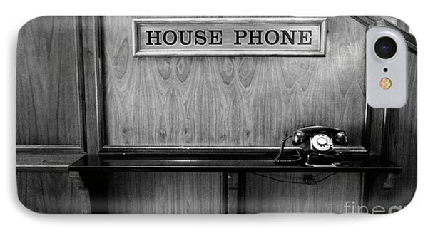House Phone IPhone Case