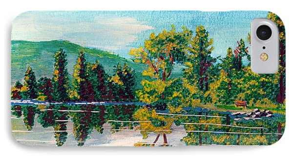 Howarth Park IPhone Case