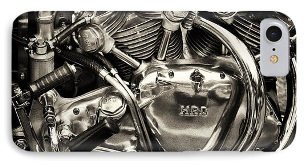 Hrd Engine IPhone Case
