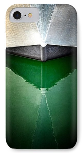 Hull Abstract 3 IPhone Case