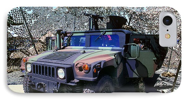 Humvee IPhone Case