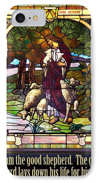 I Am The Good Shepherd IPhone Case