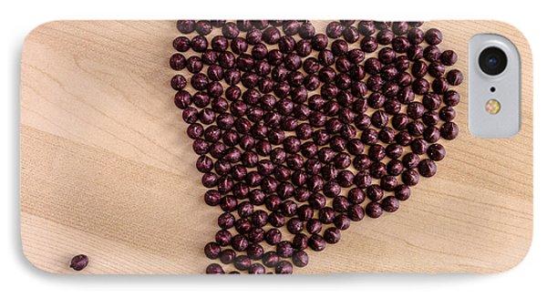 I Heart Chocolate IPhone Case