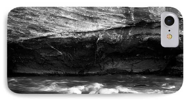 Ice And Wall Canyonlands Utah IPhone Case