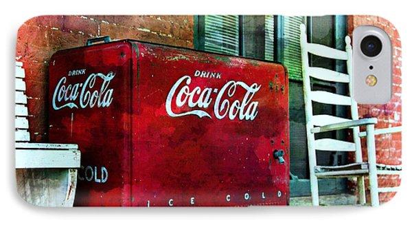 Ice Cold Coca Cola IPhone Case