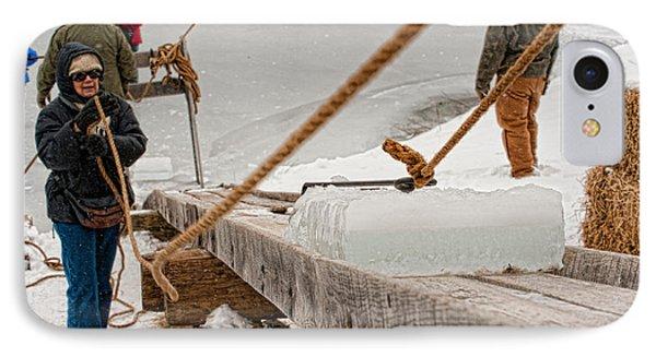 Ice Harvest IPhone Case