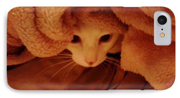 Ichigo Under Cover IPhone Case