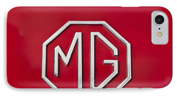 Iconic Mgb Badge IPhone Case