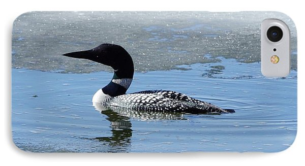 Icy Loon IPhone Case