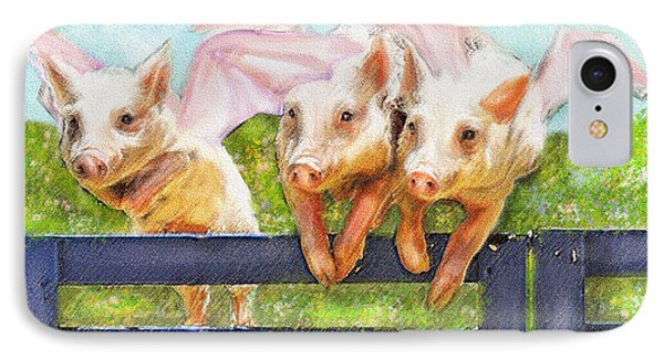 If Pigs Could Fly IPhone Case