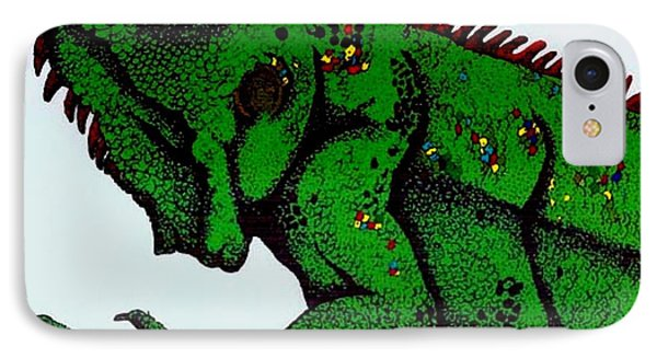 Iguana IPhone Case
