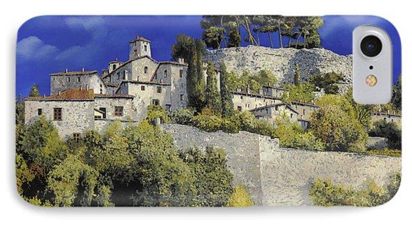 Il Villaggio In Blu IPhone Case