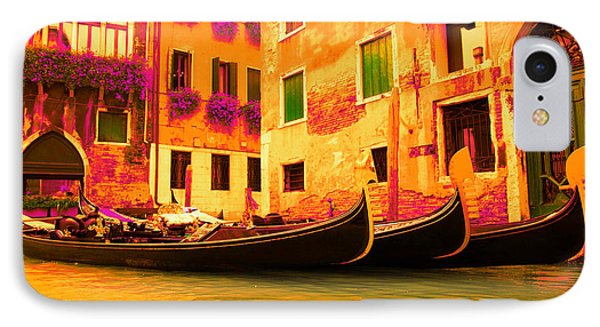 Impressionistic Photo Paint Gs 007 IPhone Case