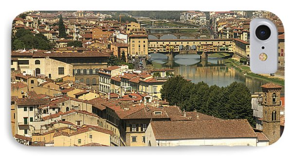 In Love With Firenze - 1 IPhone Case