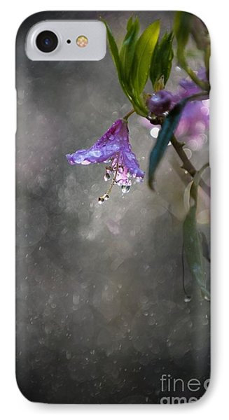 In The Morning Rain IPhone Case