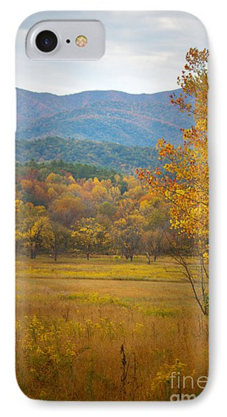 In The Smokies IPhone Case