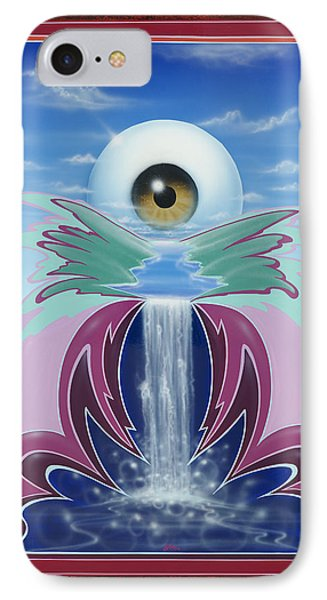 In The Wink Of An Eye IPhone Case
