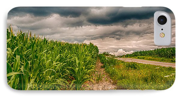 Indiana - Corn Country IPhone Case