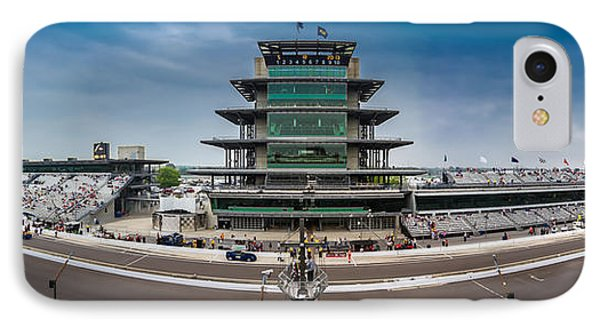 Indianapolis Motor Speedway IPhone Case