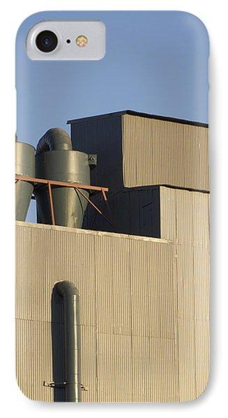 Industrial Building IPhone Case