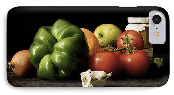 Ingredients IPhone Case
