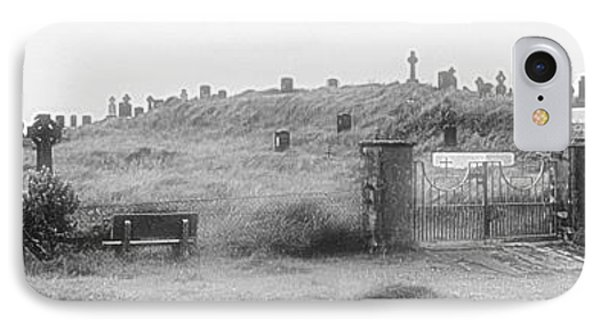 Inis Oirr Cemetery IPhone Case