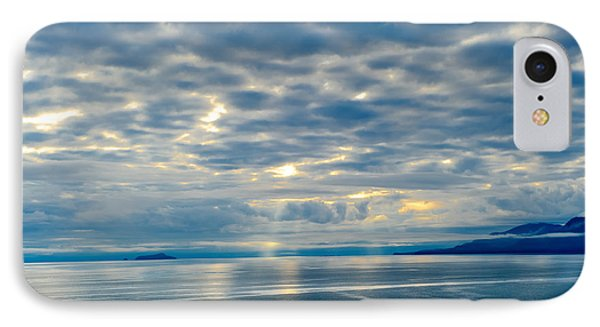 Inland Passage In Alaska IPhone Case