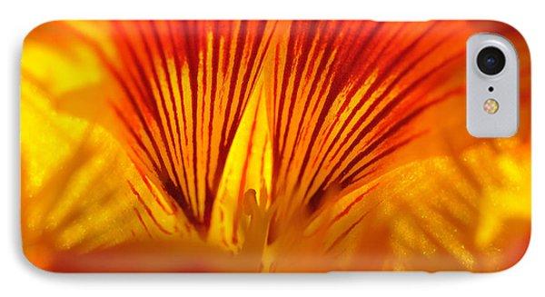 Inside A Flower IPhone Case