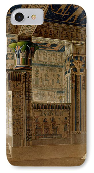 Interior View Of The West Temple IPhone Case