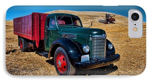International Farm Truck IPhone Case