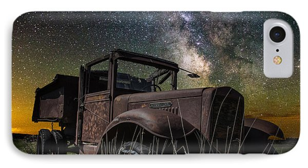 International Milky Way IPhone Case