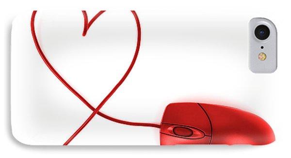 Internet Love IPhone Case