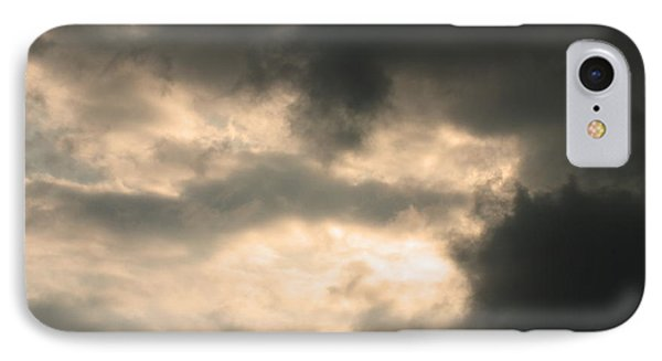 Into The Storm IPhone Case
