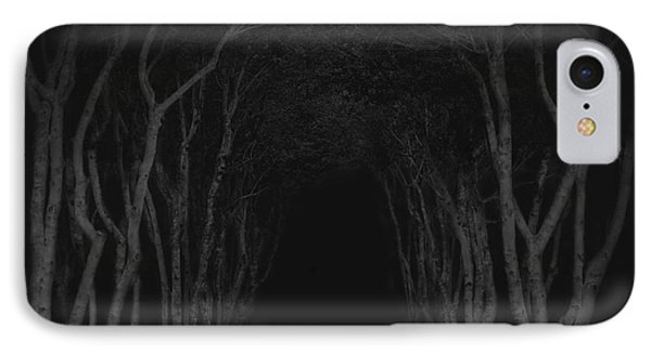 Into Unknown IPhone Case