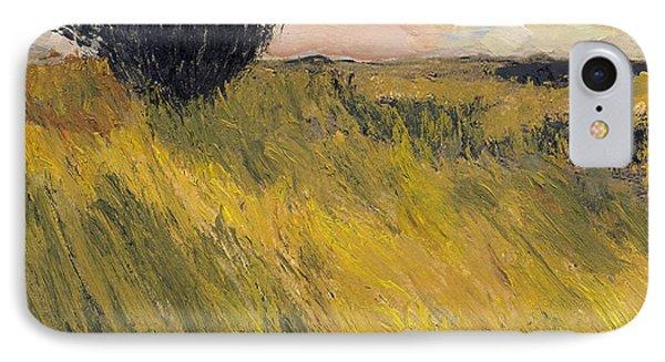 Iowa Prarie Grass IPhone Case