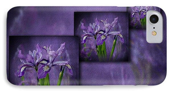Iris Art IPhone Case