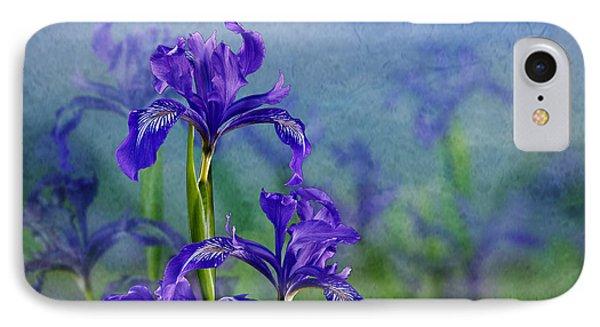 Iris Garden IPhone Case
