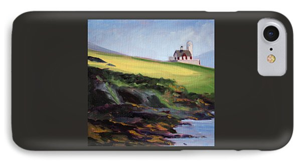 Irish Lighthouse IPhone Case
