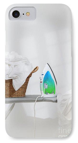 Ironing IPhone Case