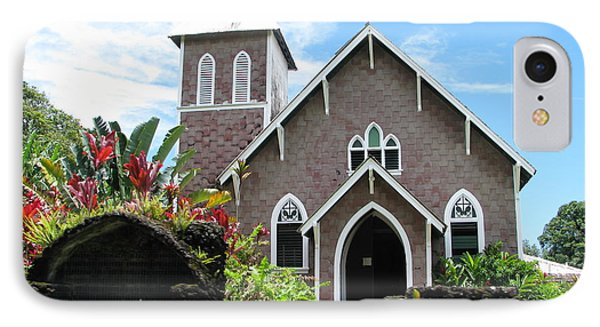 Island Church IPhone Case