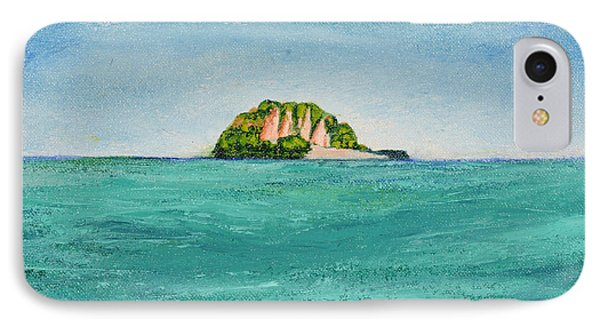 Island For Two IPhone Case