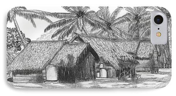 Island House 13 IPhone Case