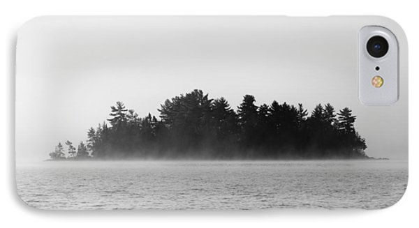 Island In The Mist IPhone Case