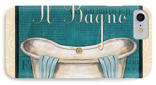 Italianate Bath IPhone Case