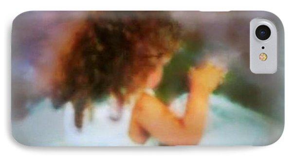 Ivy Rose  Spring's Child IPhone Case