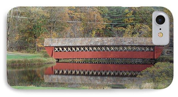 Jack O Lantern Bridge IPhone Case