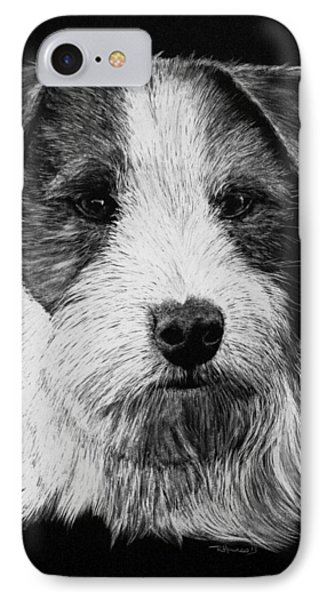 Jack Russell Terrier - Rough Coat IPhone Case