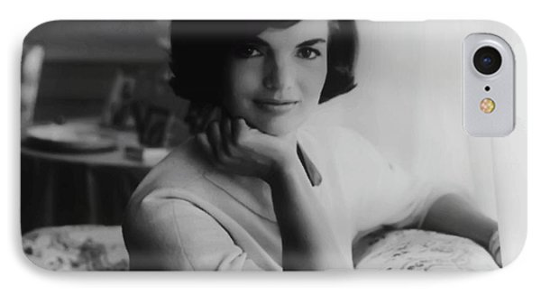 Jackie Kennedy  1961 IPhone Case