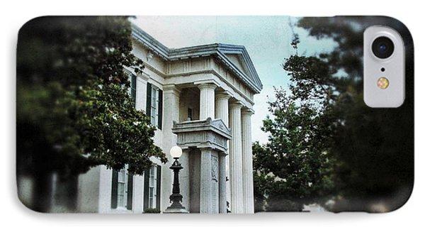 Jackson City Hall IPhone Case